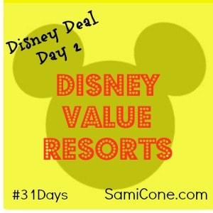 disney value resorts disney deals day 2
