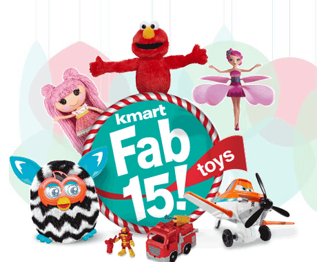 kmart christmas top 15 toys