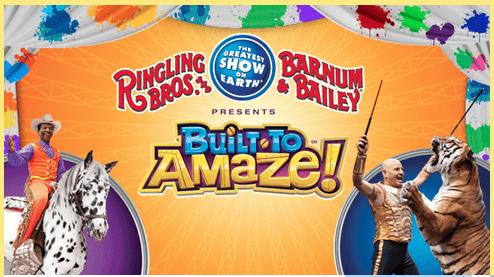 Ringling Bros Circus ticket discounts Nashville 2014