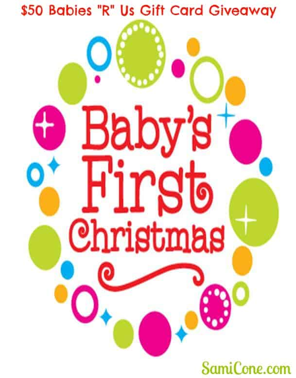 celebrate baby's first christmas toys r us
