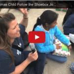 Operation Christmas Child Shoebox journey