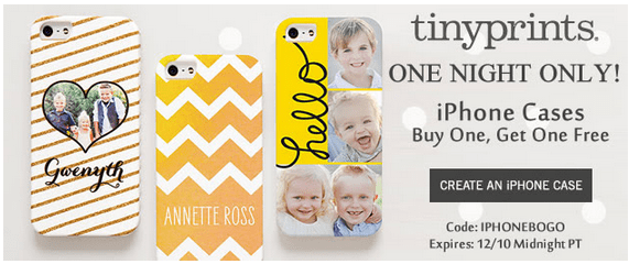bogo free custom photo iphone cases
