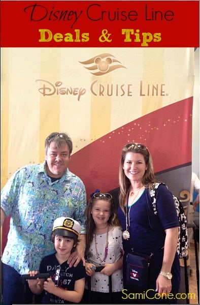 Disney Cruise Line Deals Tips Discounts Secrets