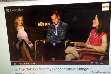 the nut job mom blogger hangout