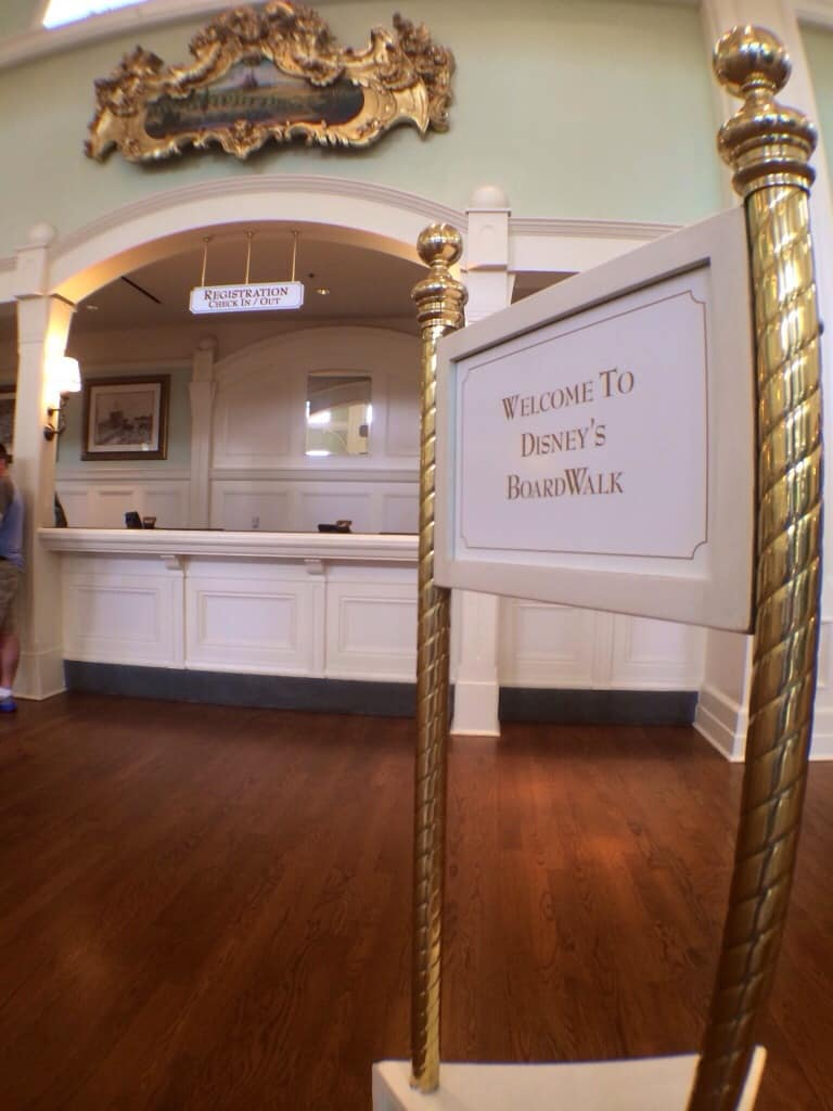 Disney Boardwalk Inn Room Tour Hotel Check IN