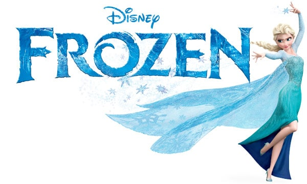 Disney Frozen DVD giveaway
