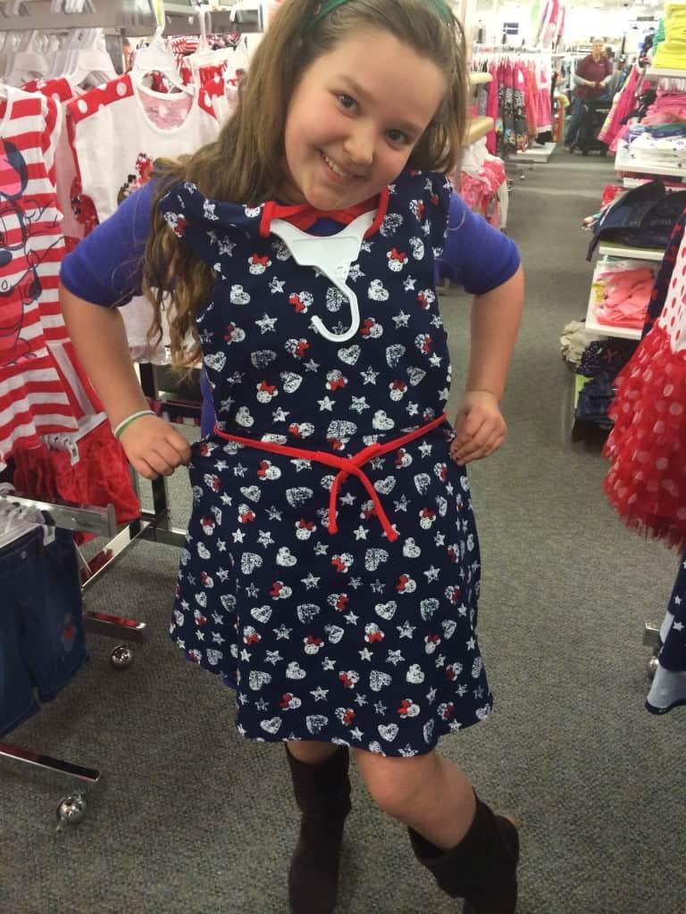 Kohls Disney Jumping Beans Magic at Play Kariss Dress