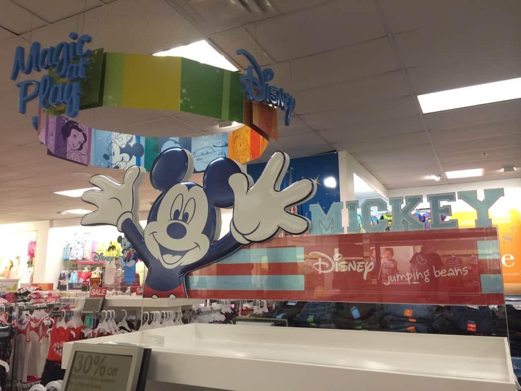 Kohls Disney Jumping Beans Magic at Play