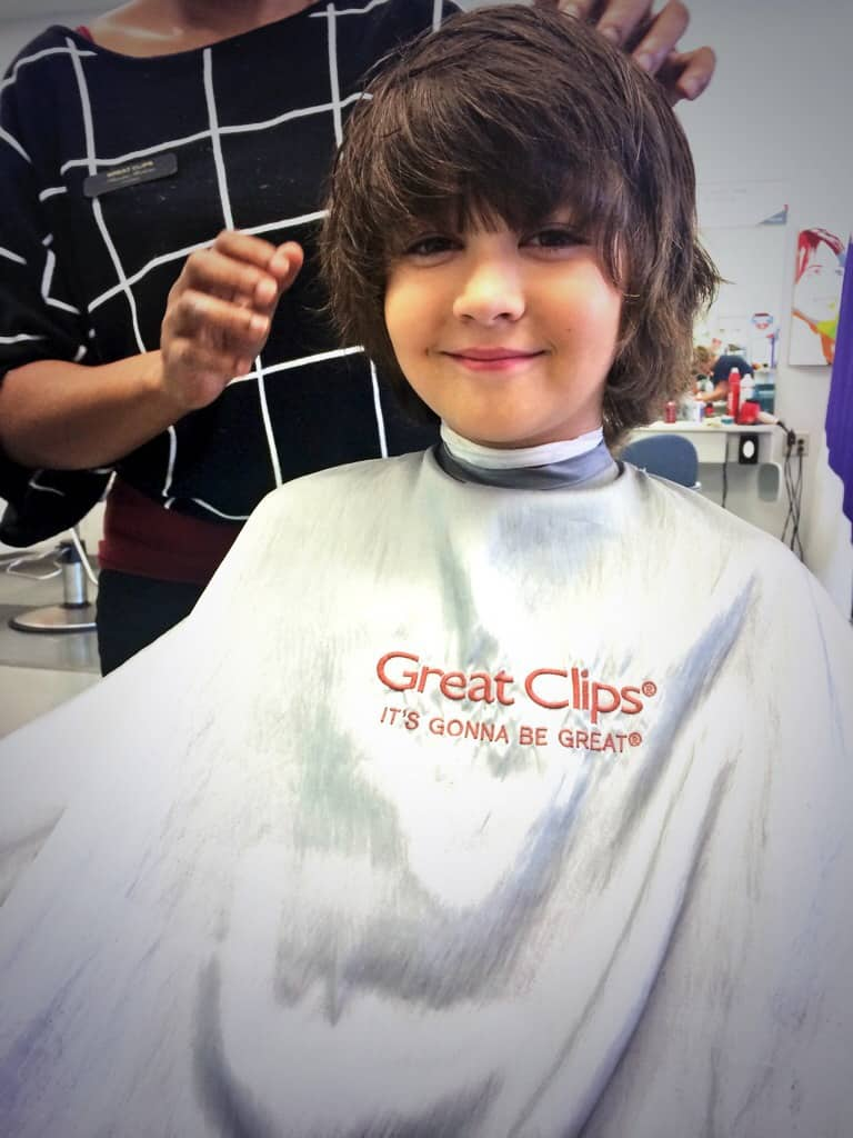 great clips 6.99 haircut sale august 2014
