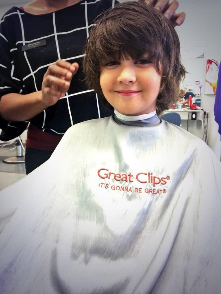 Great Clips 699 Haircut