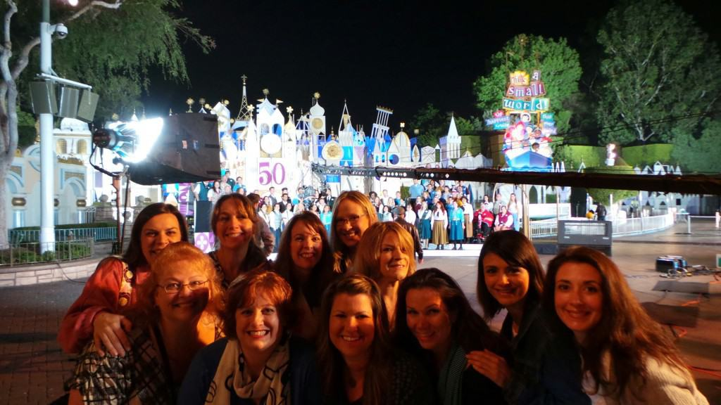 small world 50 bloggers sing along 1024x576 Its a Small World Ride 50th Anniversary Celebration & Sing Along