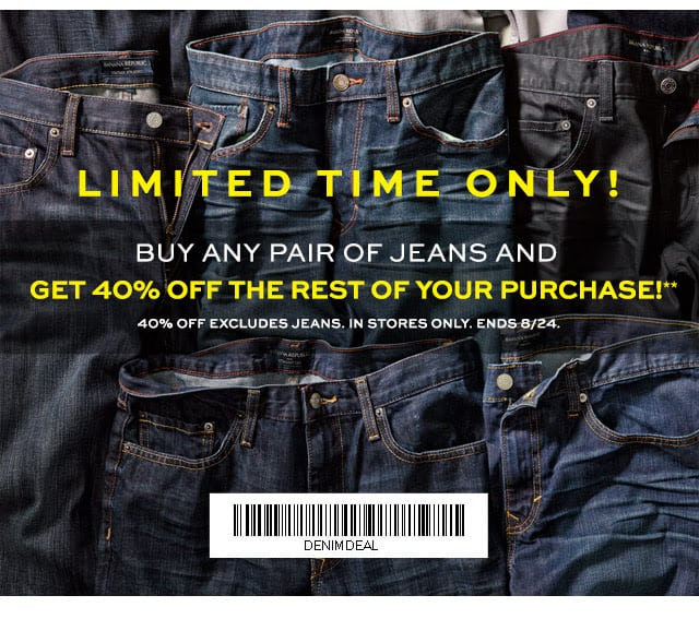 Printable Banana Republic Outlet Coupon August 20141 Printable Banana Republic Outlet Coupon August 2014