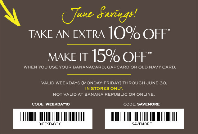 Offer valid 10/1/18 from AM PST through 10/30/18 PM PST at Banana Republic Factory online & in stores in the U.S. (including Puerto Rico) only. Not valid at Banana Republic stores, at deletzloads.tk, in Canada, or at our Clearance Centers. Product selection and availability varies by store and valid while supplies last.