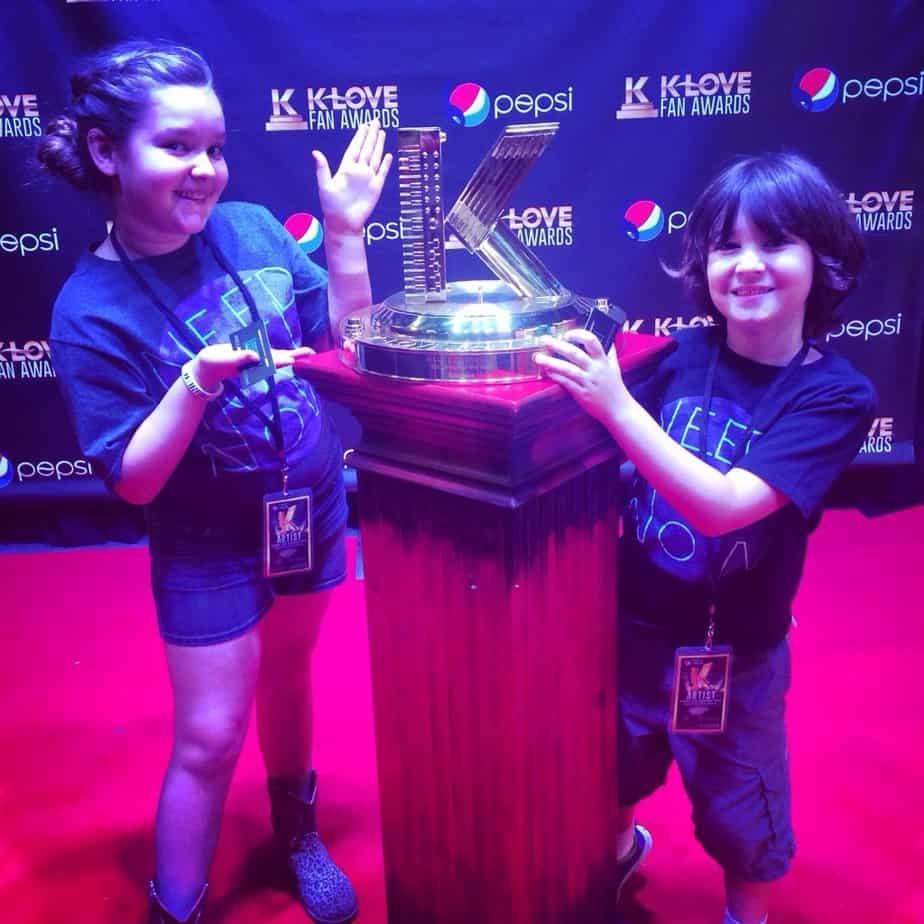 2014 Klove Fan Awards Winners