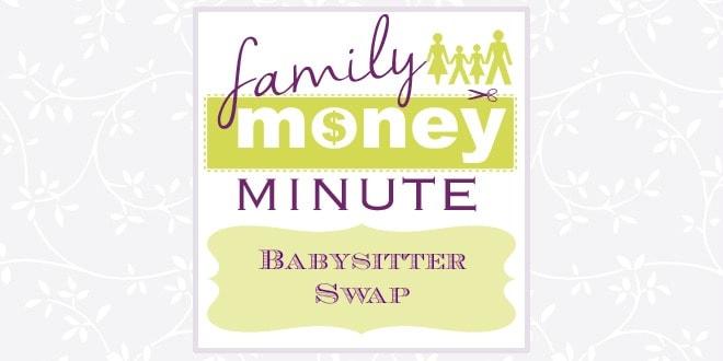 babysitter swap