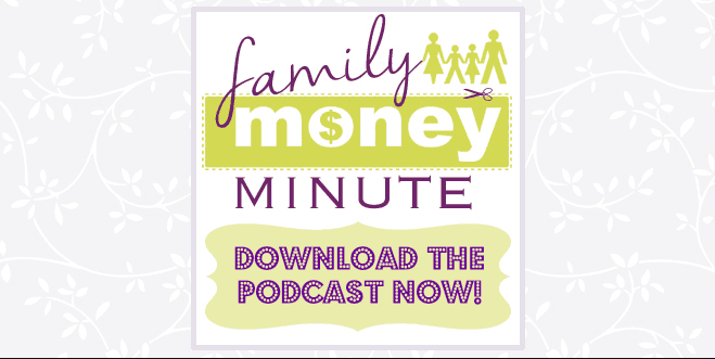 download family money minute podcast