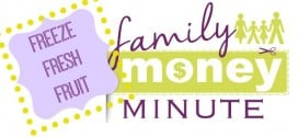 freeze fresh fruit family money minute