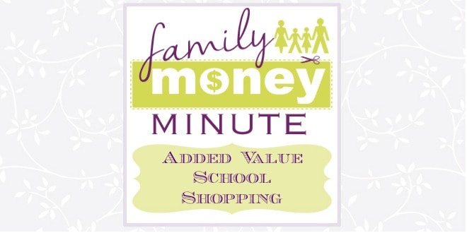 Added Value School Shopping
