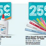 Office Depot Back to School Penny Deals