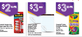 Office Depot Back to School Penny Saver Deals: August 24-30, 2014