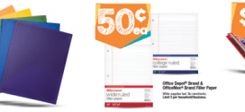 Office Depot Penny Saver Deals- September 7-13, 2014