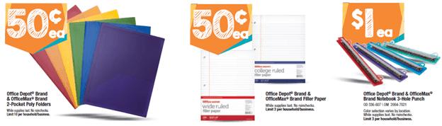 Office Depot Penny Saver Deals- September 7-13, 2014