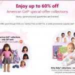 American Girl Doll Deal 2014