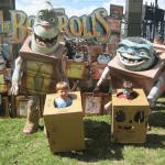 Free Boxtrolls Cardboard Challenge September 13-14