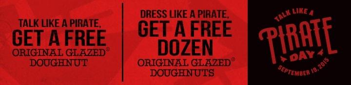 Free Krispy Kreme