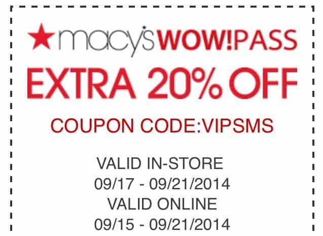 IMG 1625 Macys Printable Savings Pass September 2014