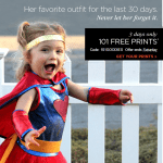 The latest Shutterfly photo deal
