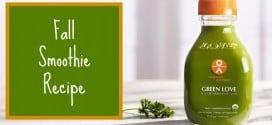 Fall Smoothie Recipe: Organic Avenue