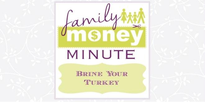 Brine Your Turkey