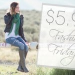 Cents of Style Deal of the Day Affordable Fashion!