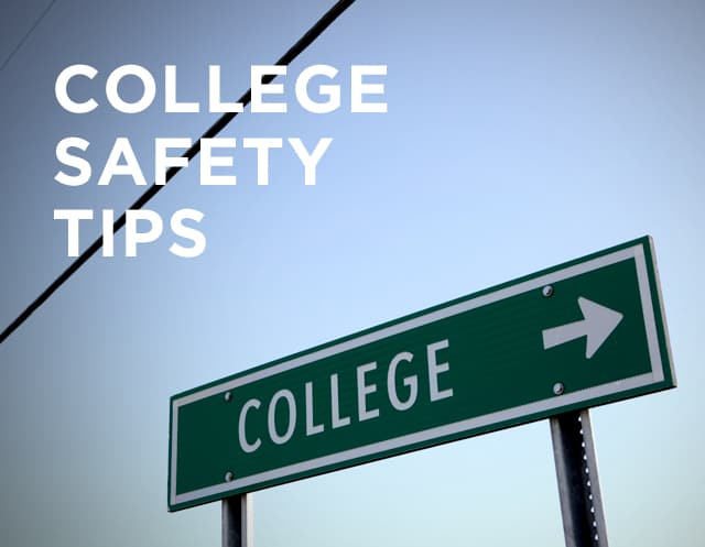 College Safety Tips and Reminders | Sami Cone | Nashville ...