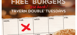 Free Burger from Red Robin