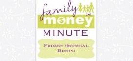 Frozen Oatmeal Recipe