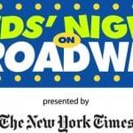 Kids' Night on Broadway 2015