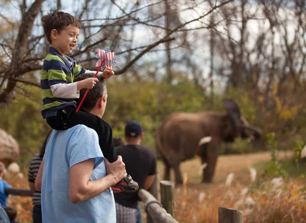 Nashville Zoo Military Appreciation Day