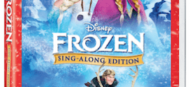 Disney Frozen Sing-Along DVD Giveaway!