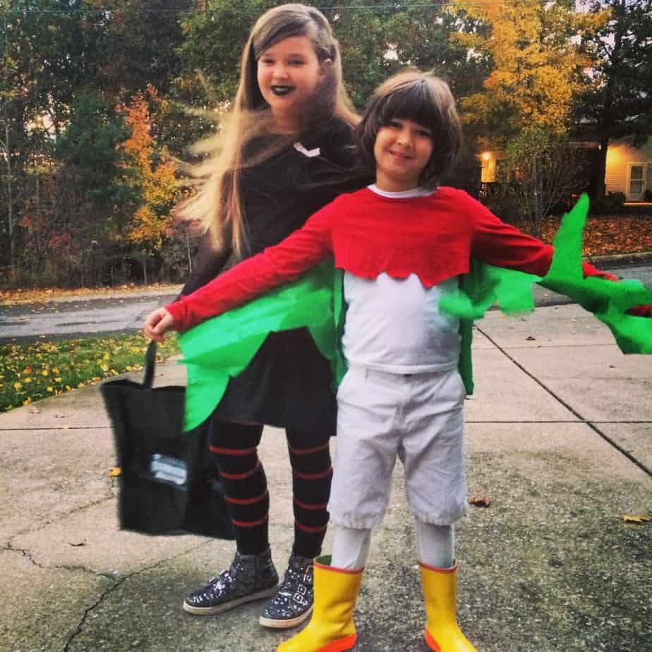 Halloween 2014 costumes