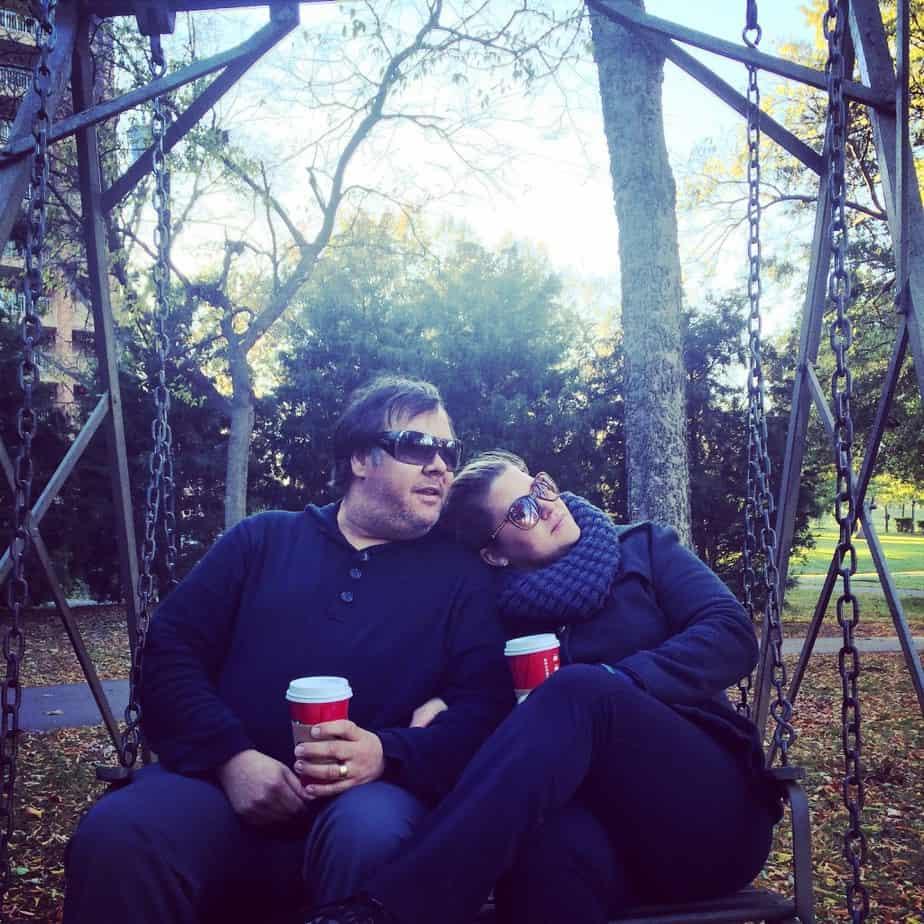 Centennial Park Swing Date