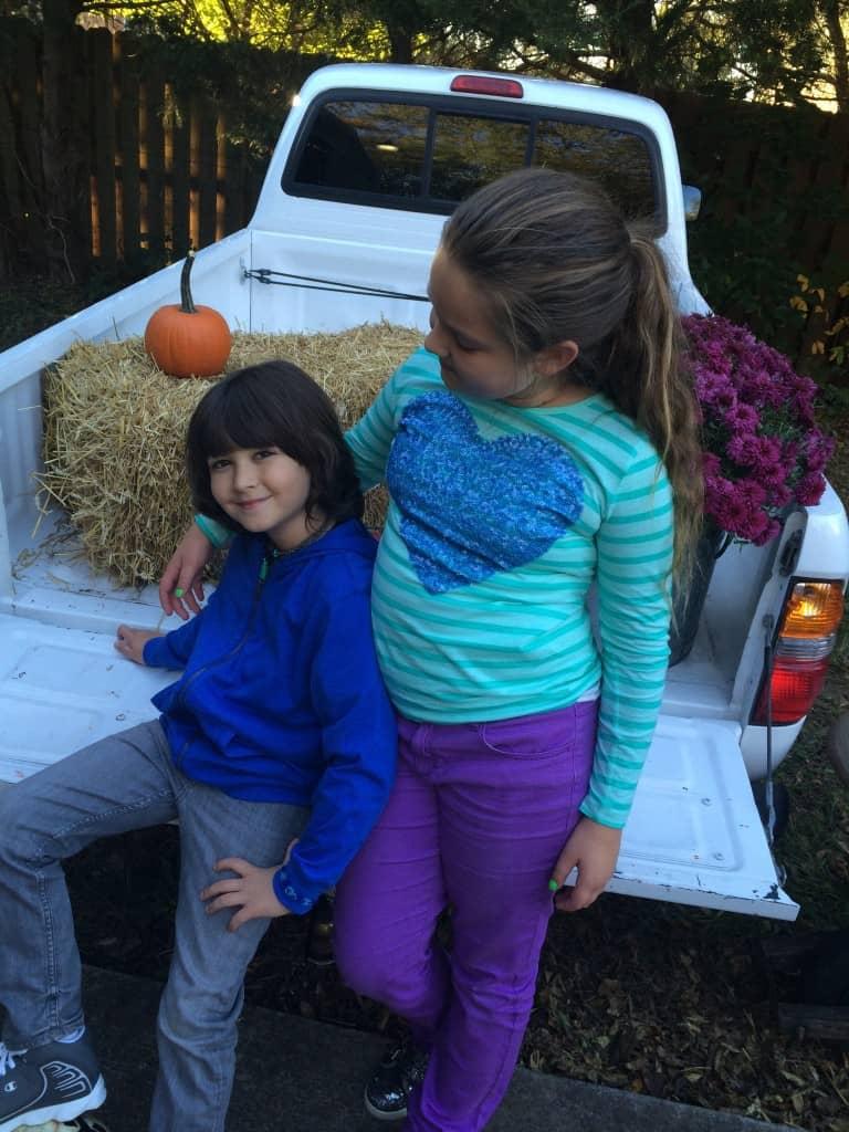kids fall 2014 truck