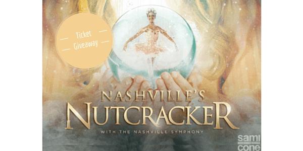 Nutcracker Ticket Giveaway
