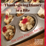 Thanksgiving Dinner in a Bite square