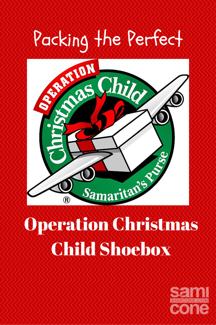 Packing The Perfect Operation Christmas Child Shoebox