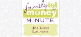 Do Less Laundry