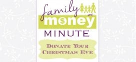 Donate Your Christmas Eve