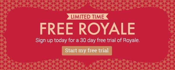 Free PicMonkey Royale 30 Day Trial