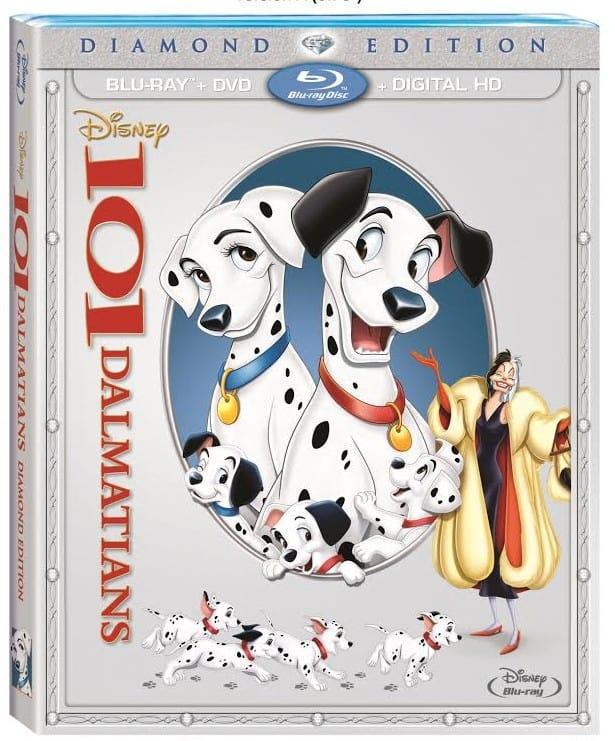 101 Dalmatians DVD Giveaway